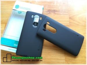 Ốp lưng LG V10 - Nillkin sần (ốp cứng siêu bền)